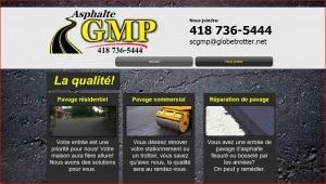 asphalte gmp