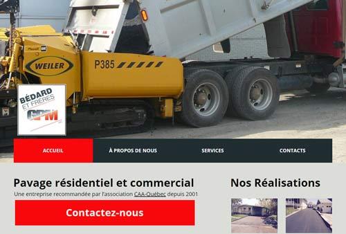 Bédard & Frères G P M Inc Québec